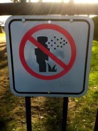 No sprinklers