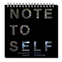 NOTE TO SELF (audio walk guidebook to Kelowna)