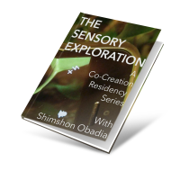 BOOK MOCK Sensory Exploration