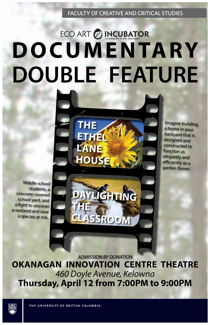 DOC Double Feature Poster with banner